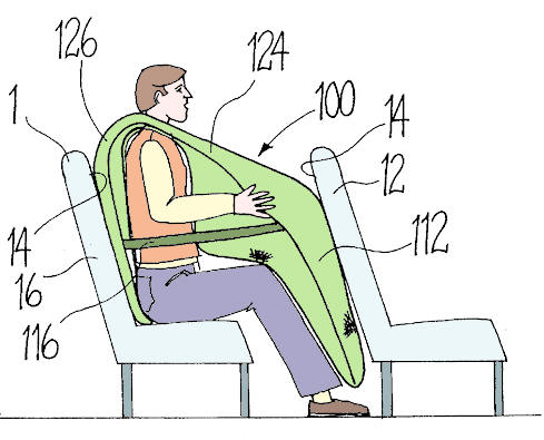 Safety Poncho - Totally Absurd Inventions & Patents! Inventions